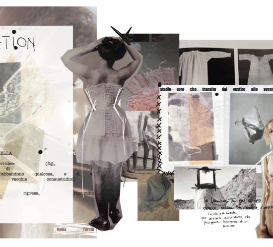 Portfolio Katia Turchi Iuav Formazione Moda
