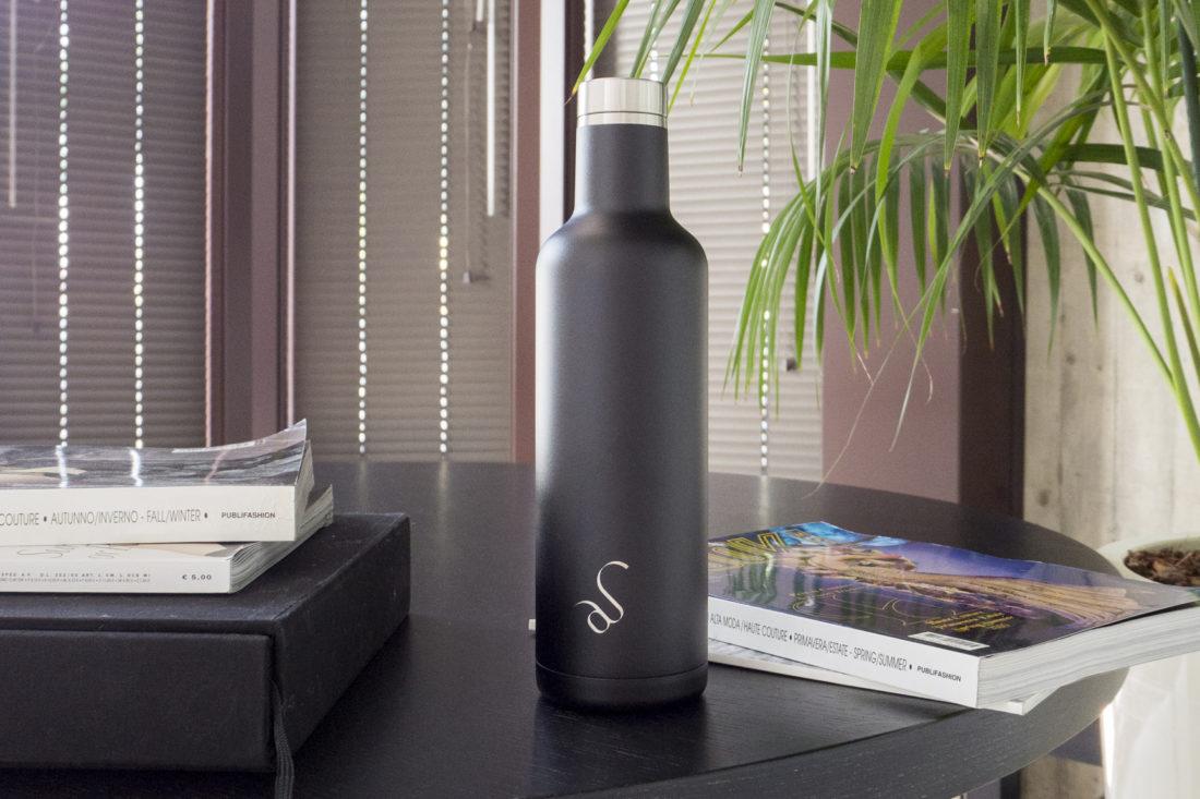 bottiglia riutilizzabile acciaio Atelier Stimamiglio
